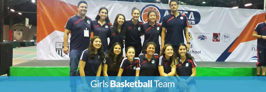 Basket-Girls